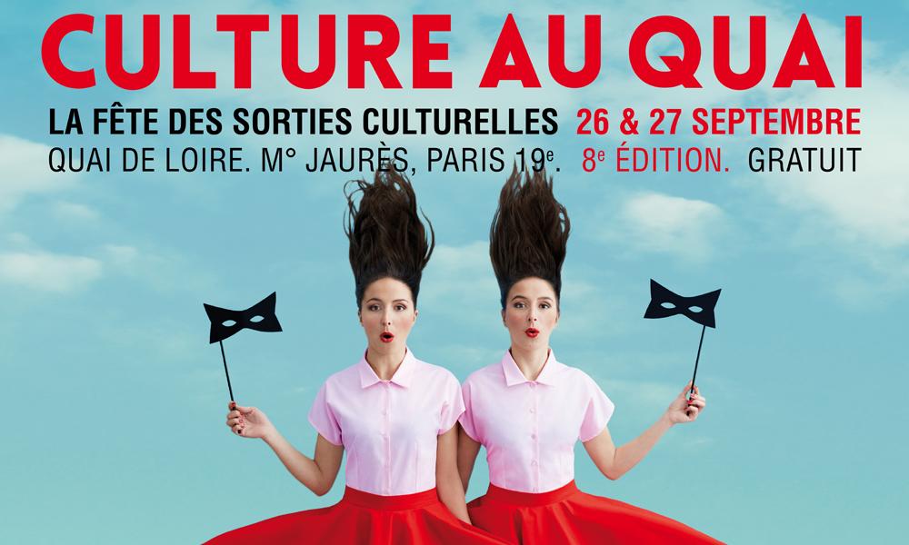 Les Filles sur le Pont   Culture au Quai 2015